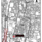 「Mhouse市ヶ谷」地区が整備されます。