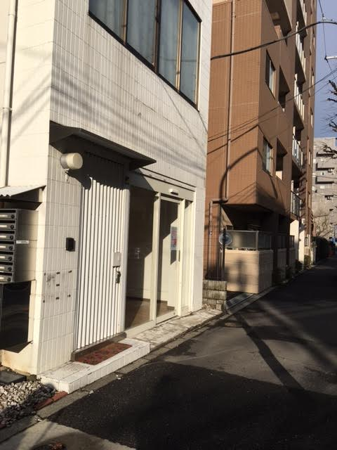 """ペット可""""Mhouse鷺宮2丁目""""店舗"""