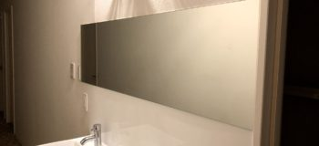 女性専用シェアハウス「息吹noie」の洗面スペース